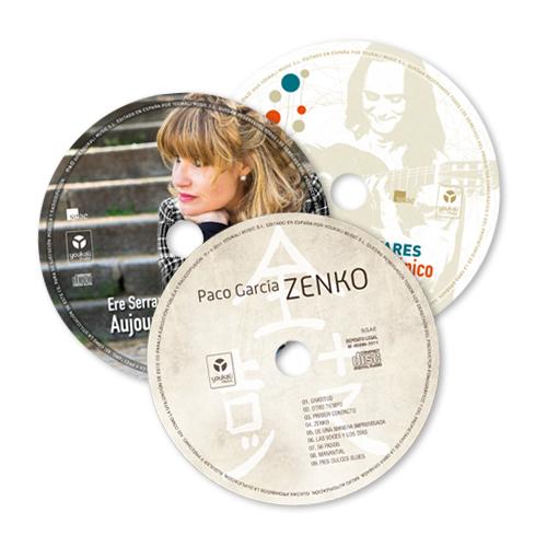 CD Youkali Music